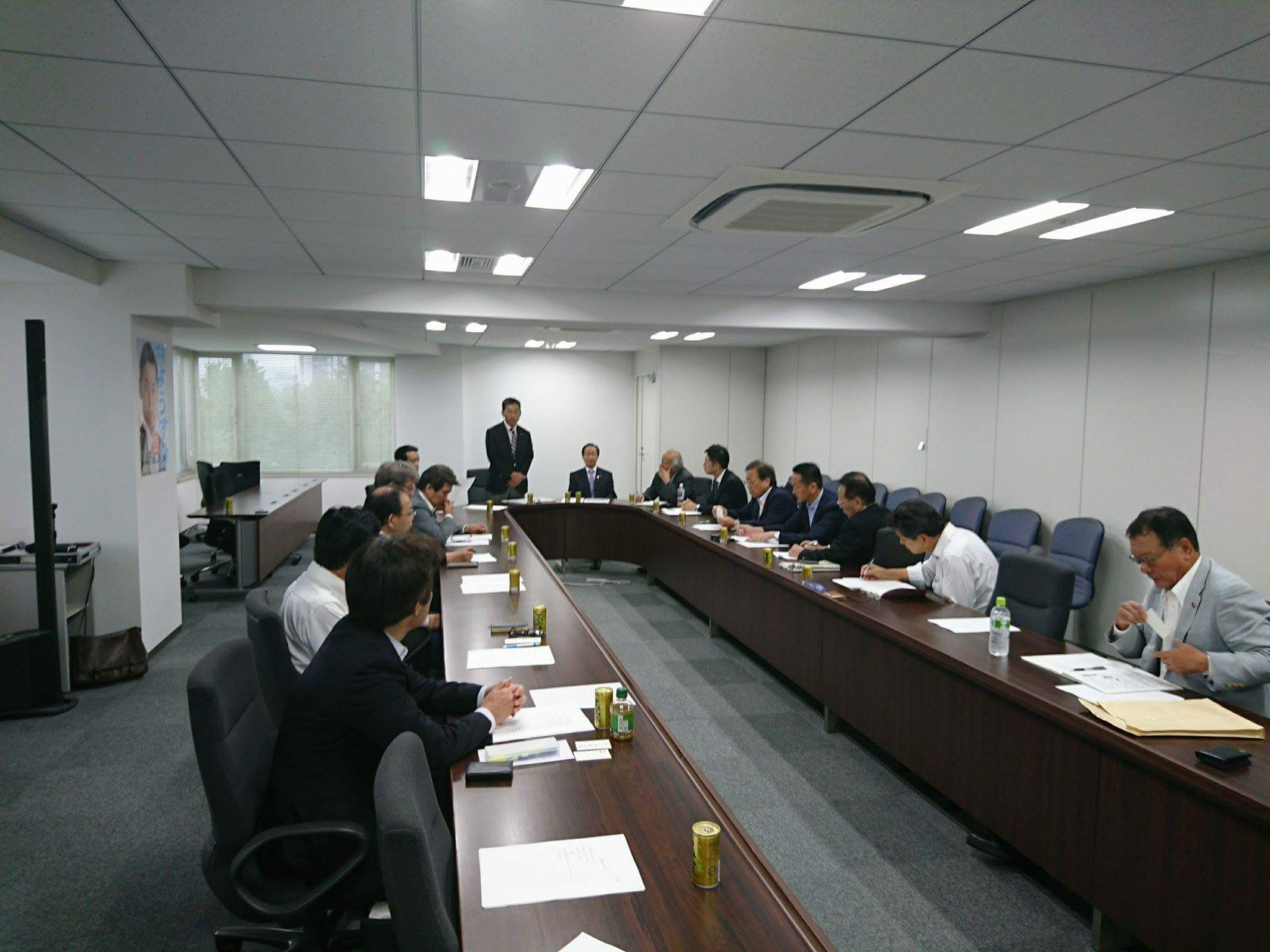 民進党自治体局議員会議