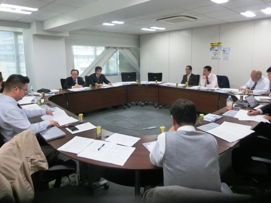 民進党自治体議員局会議