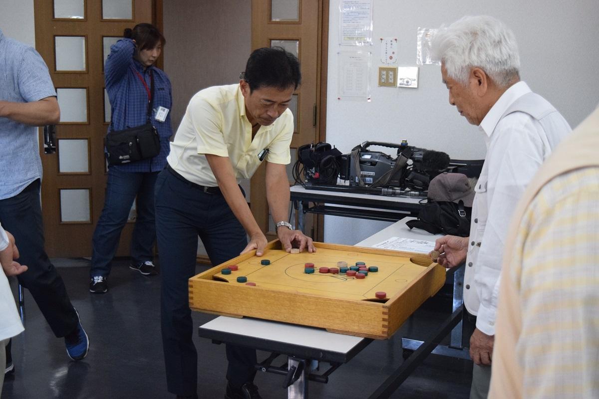 日本カロム協会例会