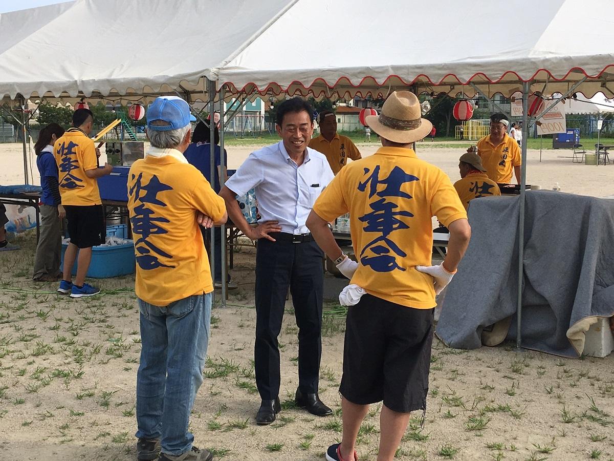 平田町夏祭り