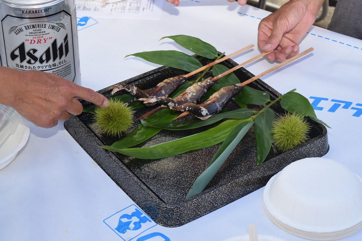 余呉町「元気かい」BBQ 大会2