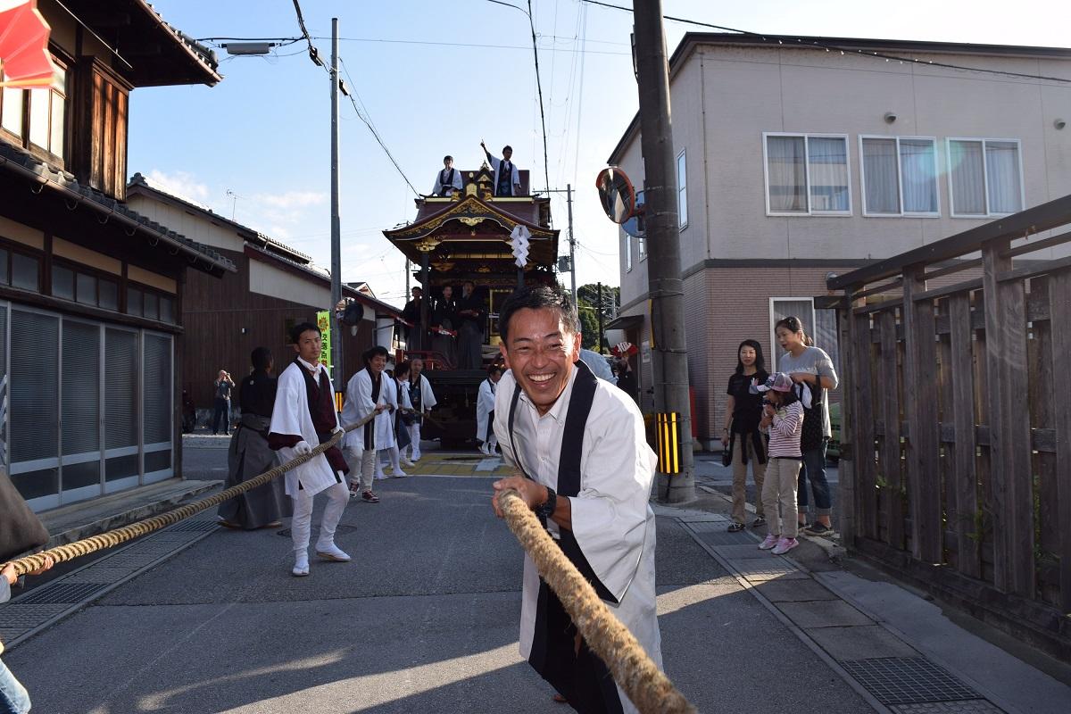 米原曳山祭り